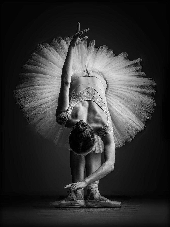 Ballerina Tänzerin